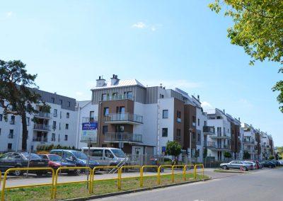 Ul. Fałata_ Osiedle Sztuk Pięknych - 700 mieszkań